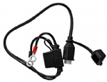 OPTIMATE Accumate 12V Waterproof Charger Connector Lead